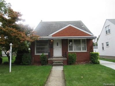 7610 Payne Avenue, Dearborn, MI 48126 - #: 219110384