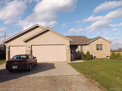7265 Wood Pointe Drive, Almont Twp, MI 48003 - #: 219114367