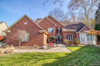 14974 Park View Court, Sterling Heights, MI 48313 - #: 219114640