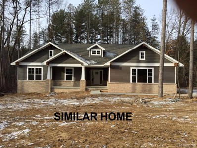 8285 Meadow Creek Lane, Hamburg Twp, MI 48169 - #: 219117504
