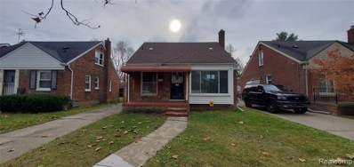 16672 Carlisle Street, Detroit, MI 48205 - #: 219122698