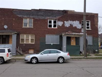 2008 Mullane Street, Detroit, MI 48209 - #: 219123571