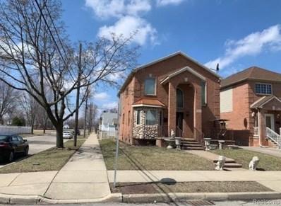 7601 Mead Street, Dearborn, MI 48126 - #: 2200003636