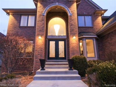 6864 Chase Court, West Bloomfield Twp, MI 48322 - #: 2200009684