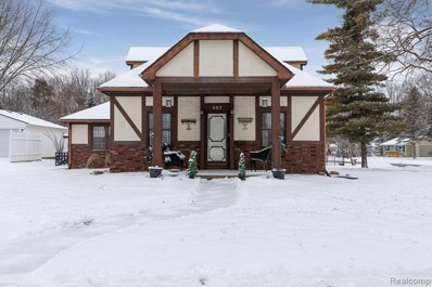 357 Riddle Street, Howell, MI 48843 - #: 2200012221