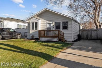 44 W Brickley Avenue, Hazel Park, MI 48030 - #: 2210021290