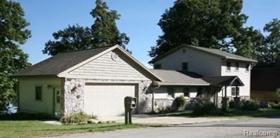 596 Island Heights Drive, Grass Lake Twp, MI 49240 - #: 543258607