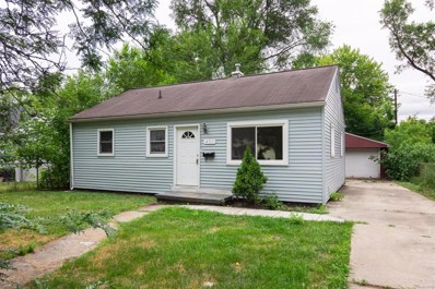 451 Ainsworth Circle, Ypsilanti, MI 48197 - #: 543258958