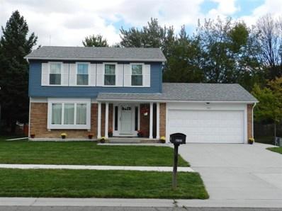 5815 New Meadow Drive, Ypsilanti, MI 48197 - #: 543260727