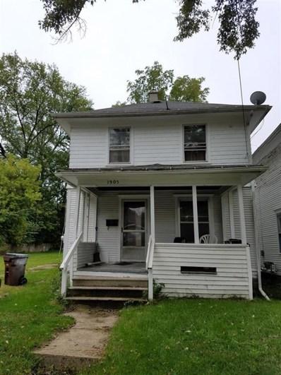 1905 Plymouth Street, Jackson, MI 49203 - #: 543261400