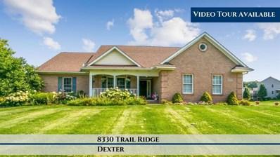 8330 Trail Ridge, Webster Twp, MI 48130 - #: 543269526