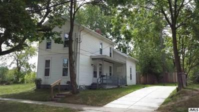 231 W Biddle, City Of Jackson, MI 49203 - #: 55201801808