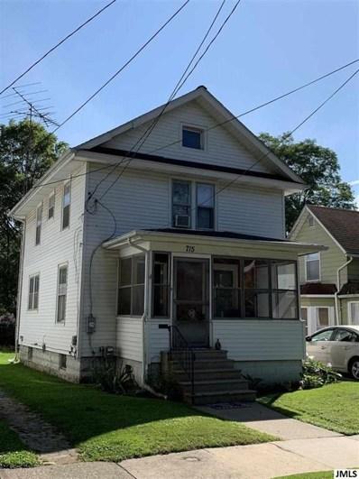 715 S Pleasant St, City Of Jackson, MI 49203 - #: 55201903512