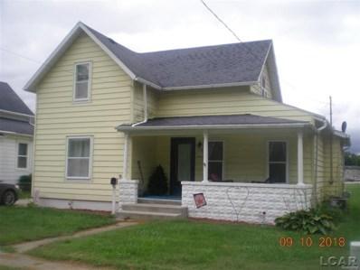 114 S Monroe, Blissfield, MI 49228 - #: 56031359497