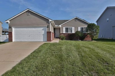 9160 Lantern Way, Berlin Twp, MI 48166 - #: 57031361961