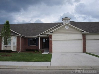 47310 Joanne Smith Lane, Chesterfield Twp, MI 48051 - #: 58031337522