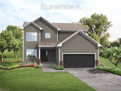 Place, Richmond Twp, MI 48062 - #: 58031347737