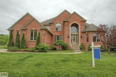 7406 Brunswick Court, Washington Twp, MI 48095 - #: 58031348287