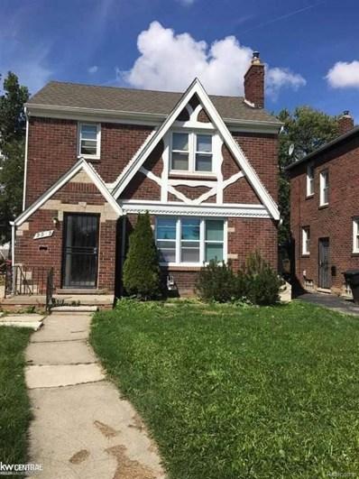 9949 McKinney, Detroit, MI 48224 - #: 58031352466