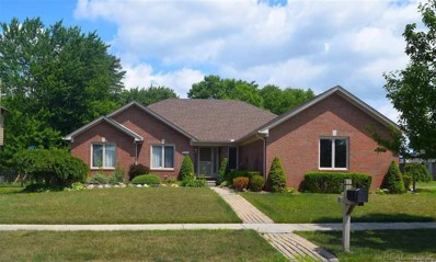 36551 Maple Leaf Dr, New Baltimore, MI 48047 - #: 58031353059