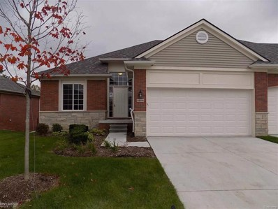 49106 Pond Place, Shelby Twp, MI 48315 - #: 58031355211
