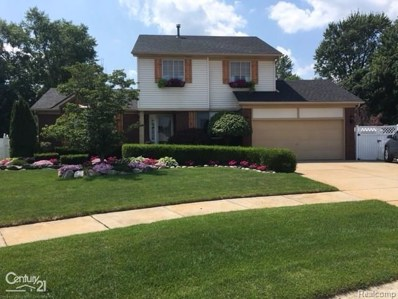 27078 Sparrow Ct, Chesterfield Twp, MI 48051 - #: 58031356024