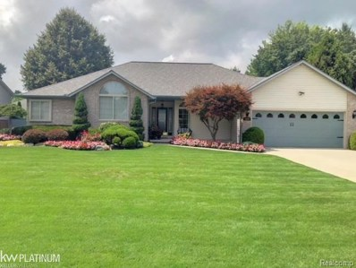 3265 Amberwood Drive, Port Huron Twp, MI 48060 - #: 58031356458
