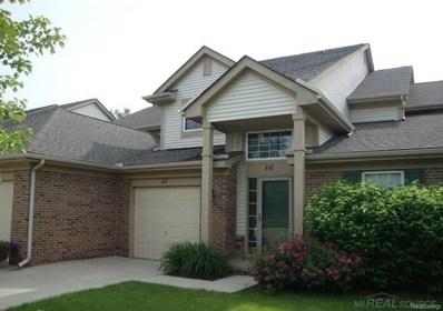 111 S Vista, Auburn Hills, MI 48326 - #: 58031356940