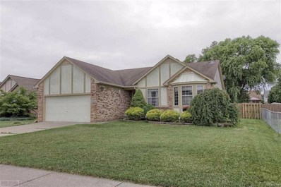 27178 Eagle Ct, Chesterfield Twp, MI 48051 - #: 58031357266