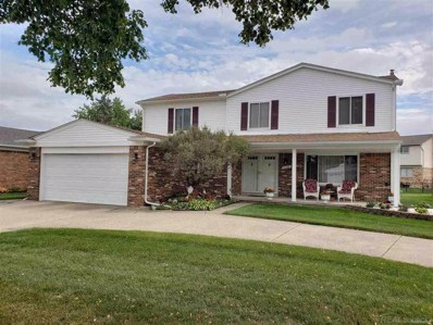 14098 Lakeshore Dr, Sterling Heights, MI 48313 - #: 58031359195