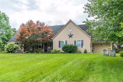 56567 Golden Pond Drive, Shelby Twp, MI 48316 - #: 58031360753