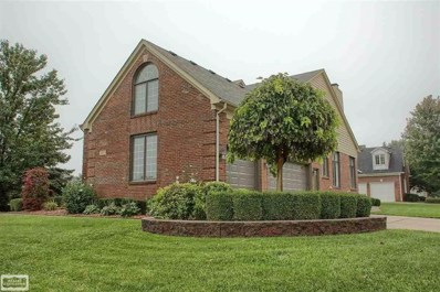 2432 Hawthorne Drive North, Shelby Twp, MI 48316 - #: 58031361764