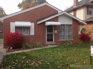 206 S Campbell, Royal Oak, MI 48067 - #: 58031362693