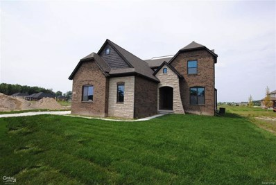 54679 Deadwood Lane UNIT Lot 54, Shelby Twp, MI 48316 - #: 58031363940