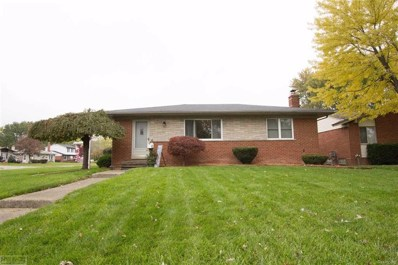 12417 Greenway Dr, Sterling Heights, MI 48312 - #: 58031364041