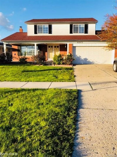 4203 Fox Hill Dr, Sterling Heights, MI 48310 - #: 58031364234