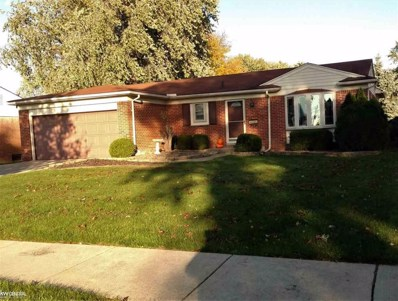 37336 Barrington, Sterling Heights, MI 48312 - #: 58031364989