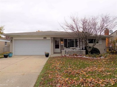 2945 Fox Hill Dr, Sterling Heights, MI 48310 - #: 58031365434