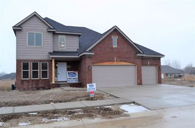 49633 Manistee Dr., Chesterfield Twp, MI 48047 - #: 58031366466