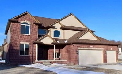 51629 Creek View Dr, Chesterfield Twp, MI 48051 - #: 58031371507