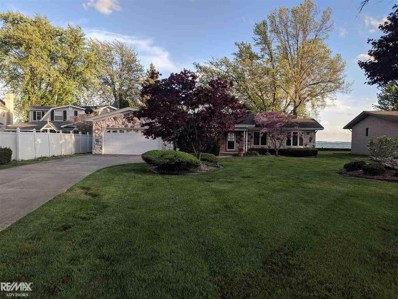 48810 Point Lakeview St, Chesterfield Twp, MI 48047 - #: 58031375934