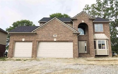 53905 Connor Dr, Chesterfield Twp, MI 48051 - #: 58031382815