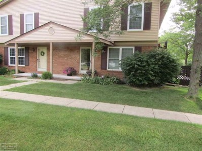 36795 Oakwood, Richmond, MI 48062 - #: 58031387017