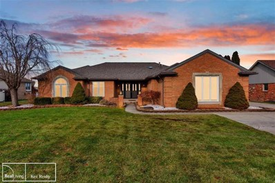 3709 23 Mile Rd, Shelby Twp, MI 48316 - #: 58031387965