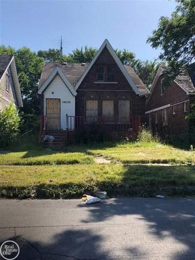 18630 Goulburn, Detroit, MI 48205 - #: 58031392713