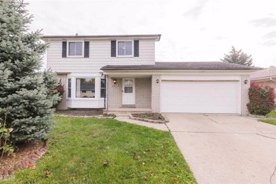 39554 Crystal, Sterling Heights, MI 48310 - #: 58031398333