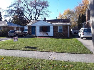401 Harrington, Mt. Clemens, MI 48043 - #: 58050000434