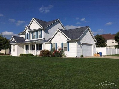 8298 Goldfinch, Tittabawassee Twp, MI 48623 - #: 61031310204