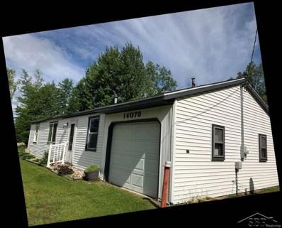 14078 Swan Creek Road, Fremont Twp, MI 48626 - #: 61031352056