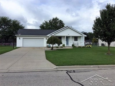 2256 Moonglow Court, Saginaw Twp, MI 48603 - #: 61031359555